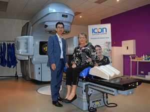 New therapy option saves cancer patients hours of travelling