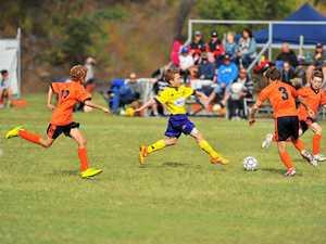 Soccer centres are encouraged to enter a team