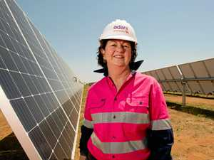 Switch flicked on multi-million dollar solar farm