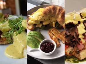 Vote for your favourite eggs benny in Toowoomba