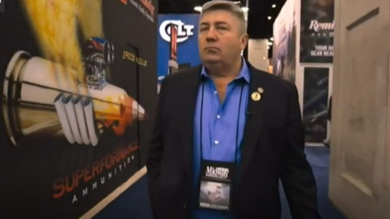 Rodger Muller went undercover as a gun enthusiast for Al Jazeera.