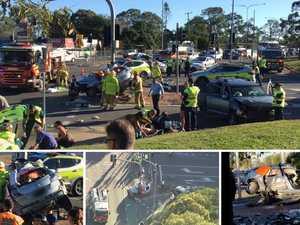 Fatal crash car 'stolen, driven by boy, 14' – police