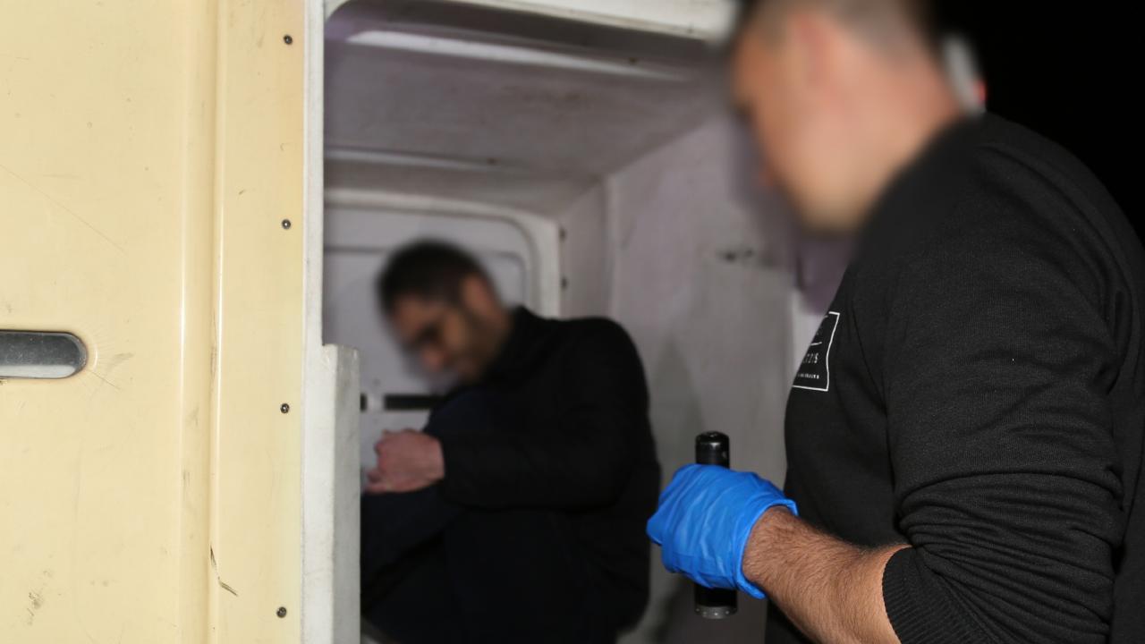 Police made several arrests in Bondi