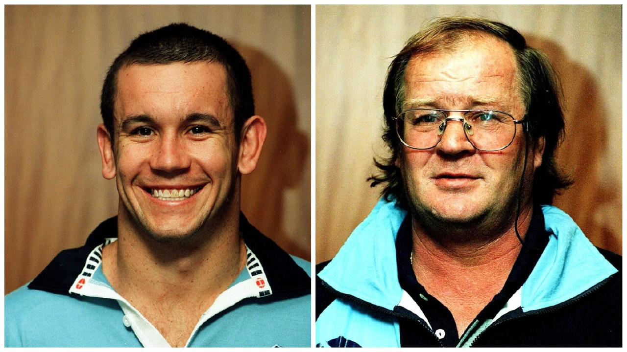 Matty Johns had a hell of a time keeping Tommy Raudonikis happy ahead of State of Origin III in 1998.