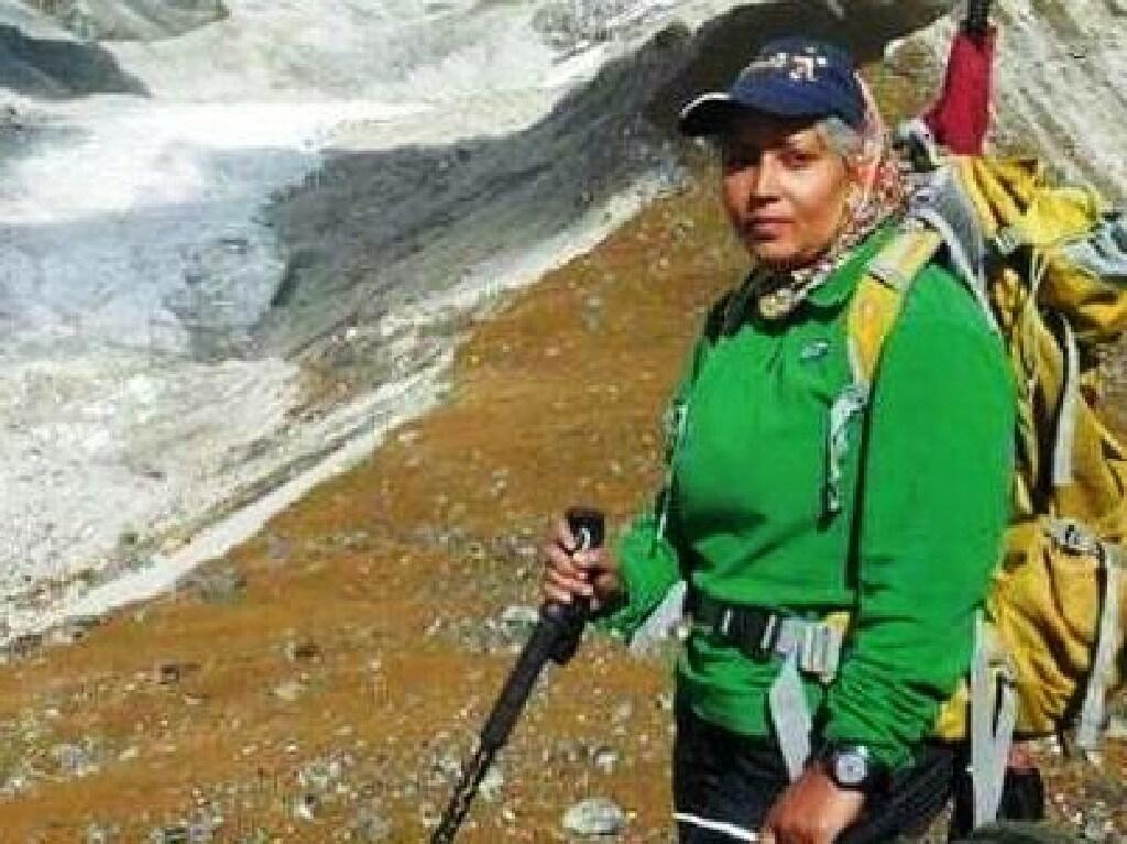 Kaplana Dash had conquered Mt Everest before.