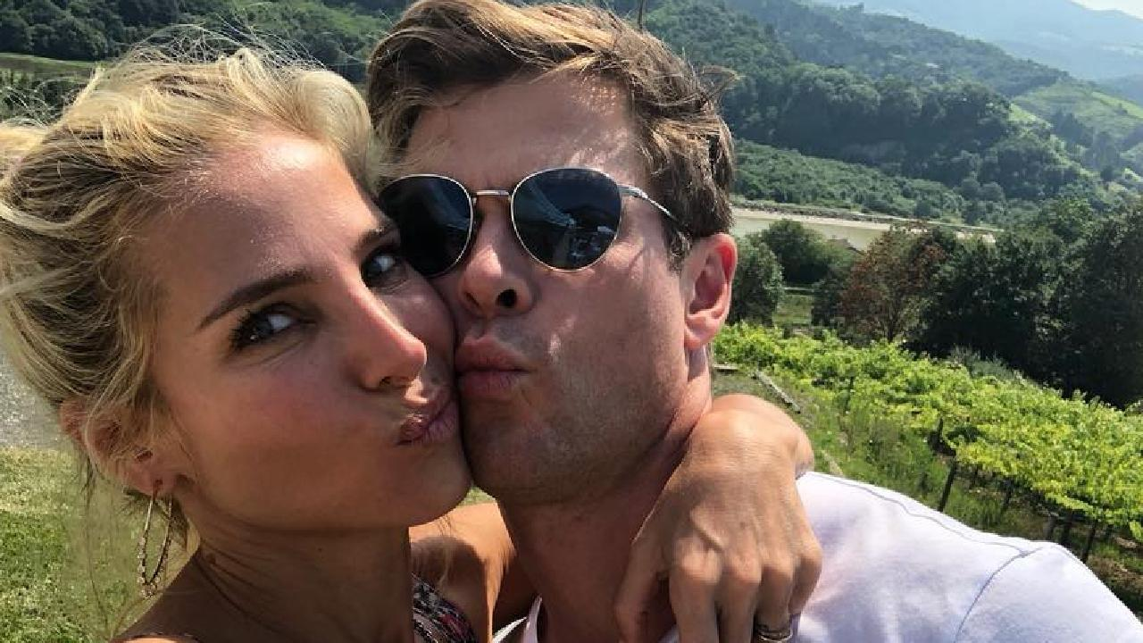 Elsa Pataky and Chris Hemsworth got married in 2010. Picture: @elsapatakyconfidential/Instagram