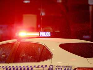 One injured after P-plater allegedly lost control in crash