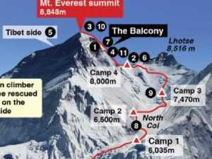 Everest's map of carnage is terrifying