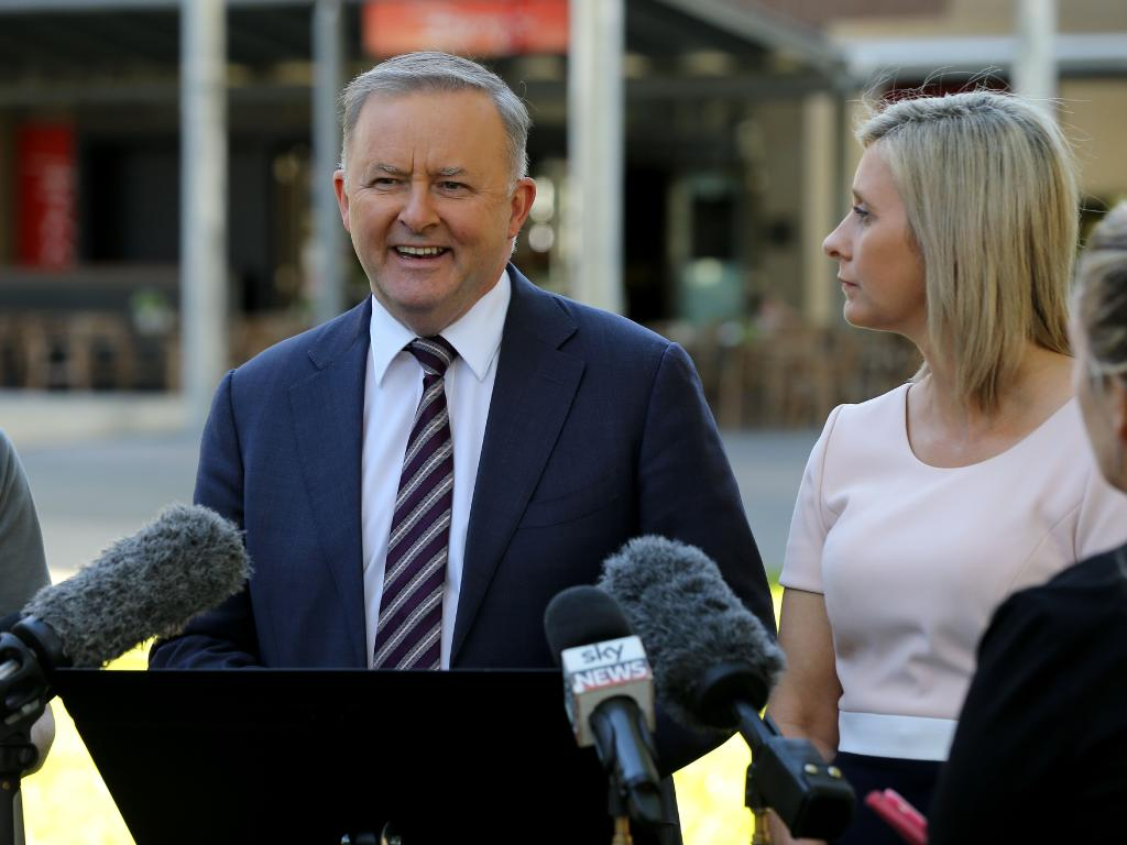 Anthony Albanese is unlike most of his predecessors. Picture: AAP/David Clark