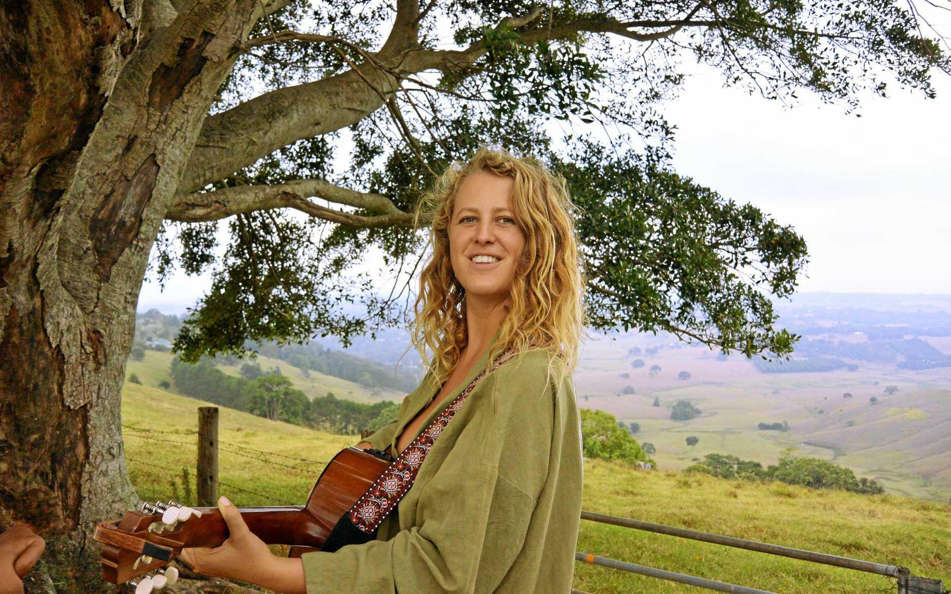 World, folk and soul singer-songwriter Chelsea Storm.