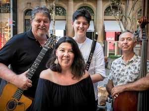 International gypsy jazz band to blow Ipswich's trumpet