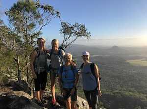 Ladies to tackle Mt Barney this weekend