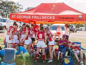 A tough slog for Fillies in Toowoomba