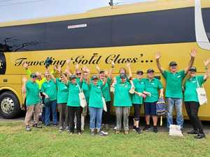 Keen and green 50s donates big to Quoin Island