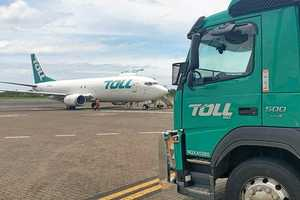 Toll was the target of a ransomware attack. PHOTO: Big Rigs files