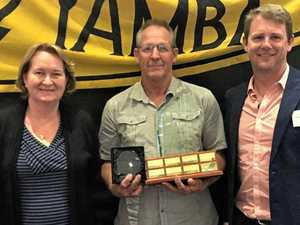 Yamba man takes out Surf Lifesaver of the Year