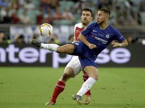 Chelsea humbles Arsenal 4-1 in Europa League final