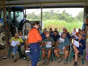 Farmers work to reduce impact on Reef