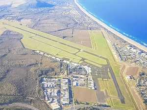 Only one runway part of Sunshine Coast Airport's future