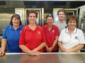 Meals on Wheels helpers bring food and love
