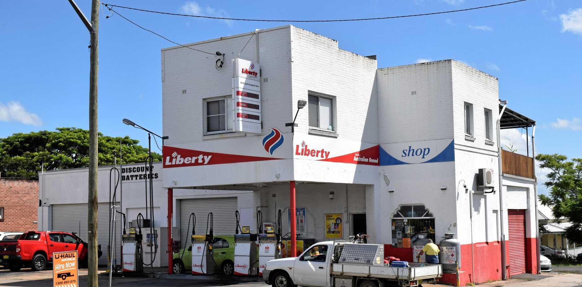 Liberty Service Station Casino Nsw