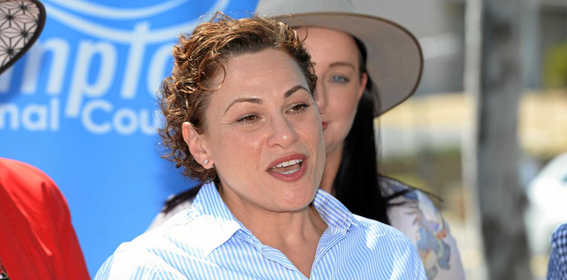 Deputy Premier Jackie Trad answered Daily Mercury reader-submitted questions while in Mackay.