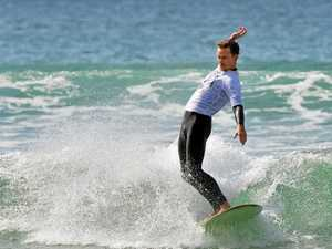 Surfers rush to enter longboard comp saluting the past