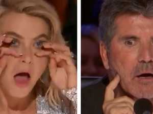 Audition leaves TV judges speechless