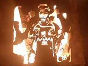 Coal miner's fiery Thurston tribute ahead of first State of Origin