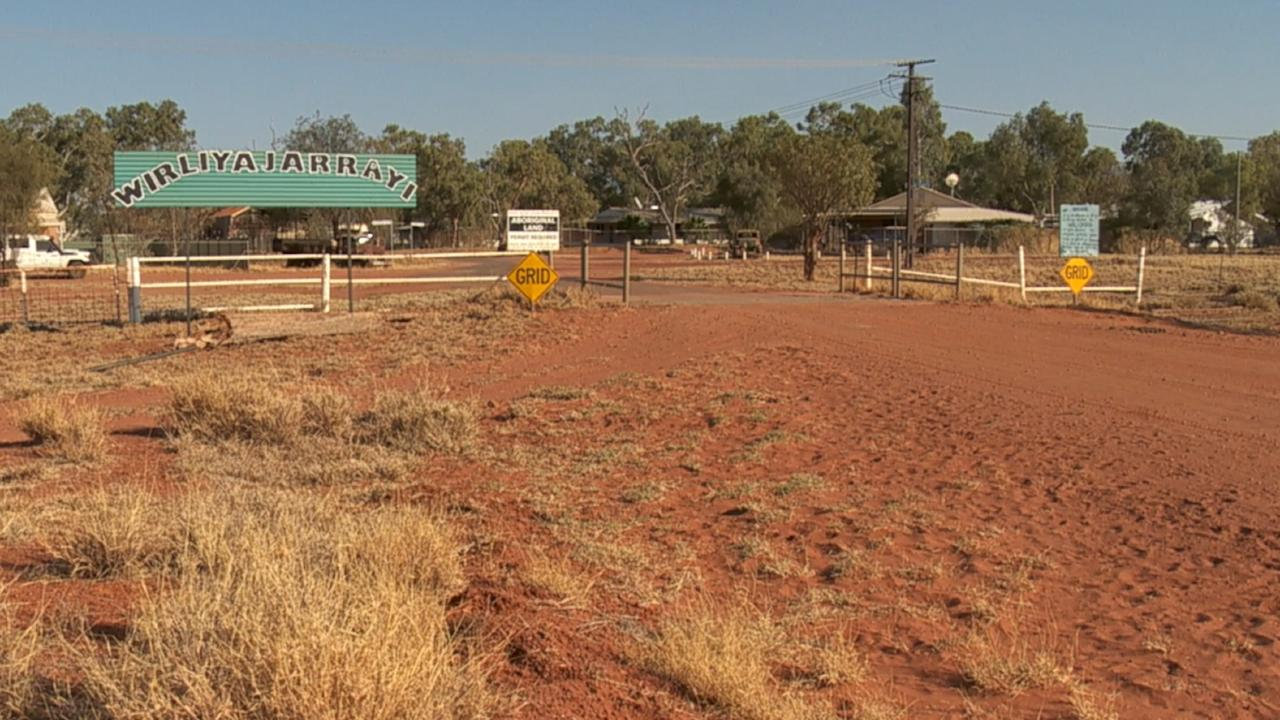 The Willowra (Wirliyajarrayi) community is about 300 kms northwest of Alice Springs. Photo: Chris Tangey