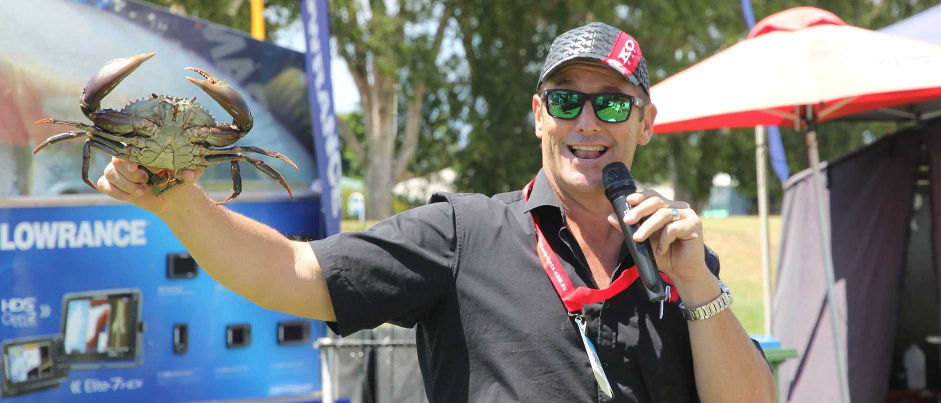 Creek to Coast host Scott Hillier said he's sad to hear that his favourite place to buy prawns, Suncoast Wholesale Oyster and Seafood Service, has closed. Pic: Supplied