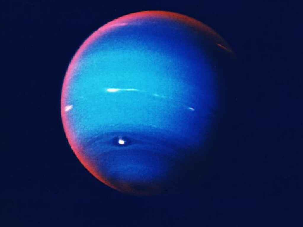 The newly discovered planet has been dubbed 'The Forbidden Planet' and is almost as big as Neptune.