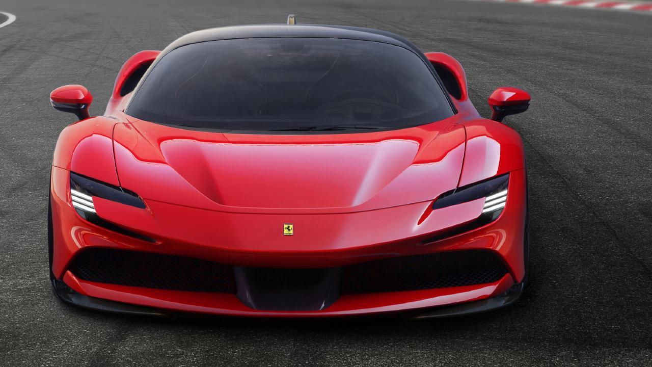 Ferrari SF90 Stradale.
