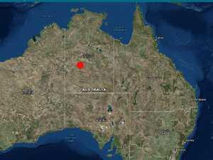 Earthquake hits Northern Territory