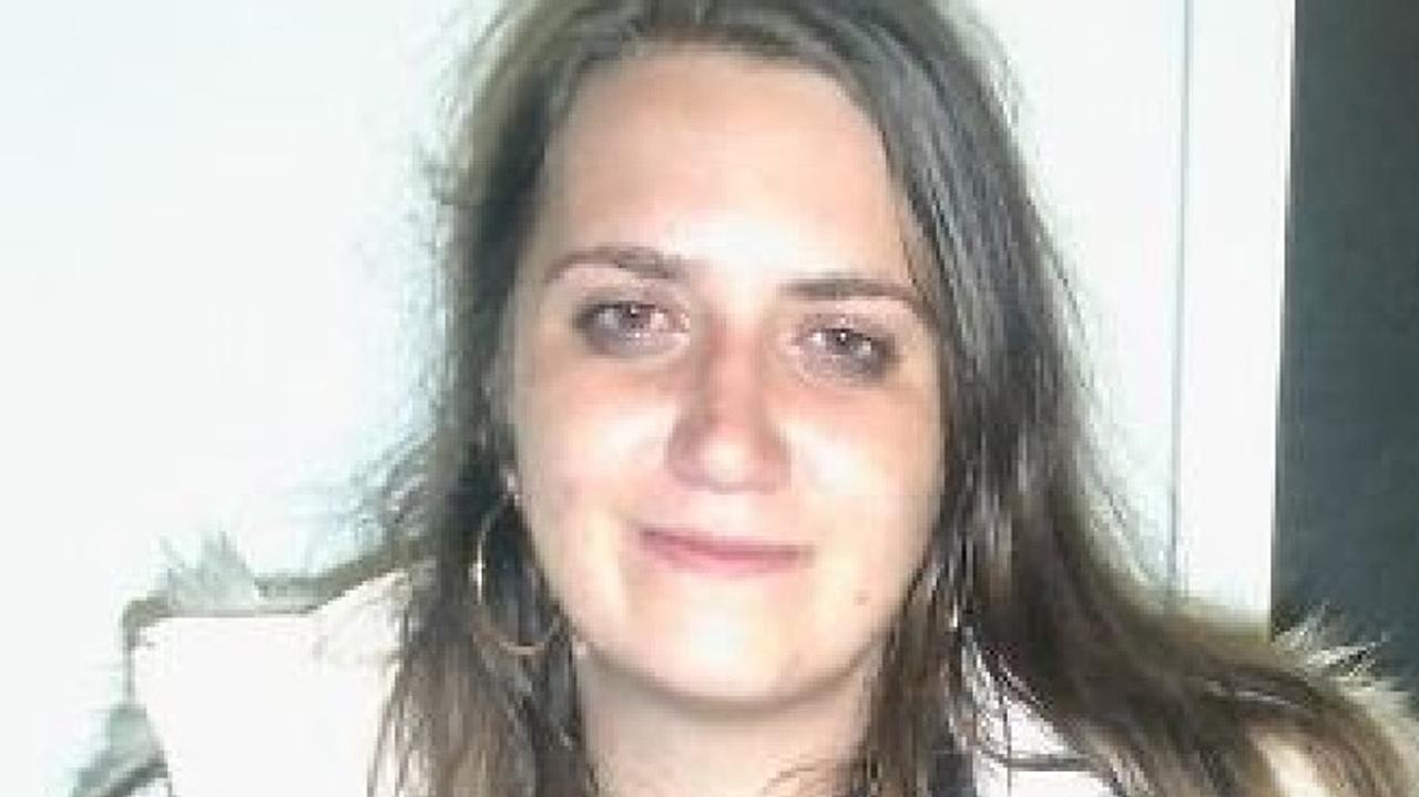 Courtney Herron was murdered in a park in Melbourne. Her body was found on Saturday morning. Picture: AAP