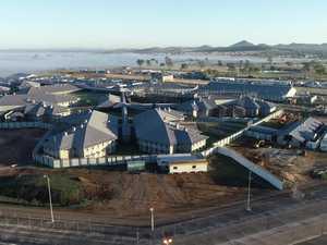 Capricornia Correctional Centre fly-by