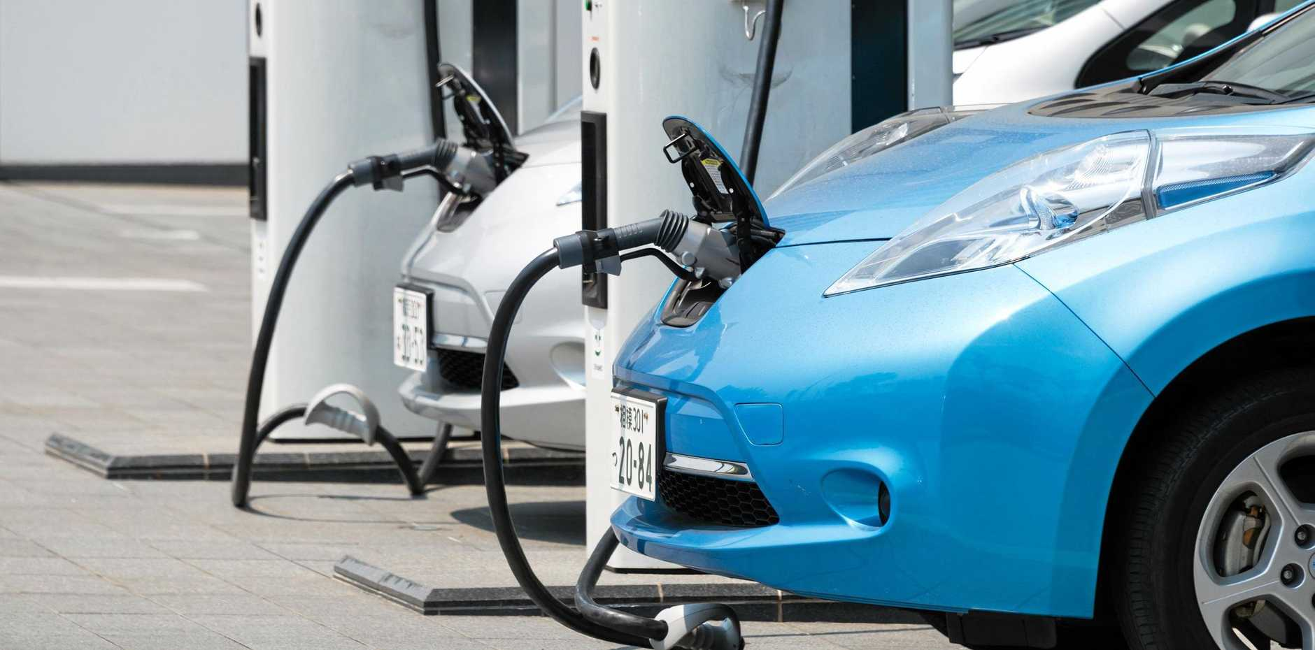ELECTRIC CARS: There is no need to panic yet about the change from petrol to electric vehicles.