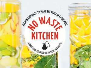Healthy living in a no-waste kitchen