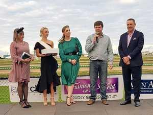 Emerald galloper wins cup