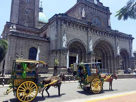 Roman Catholic Cathedral of Manila