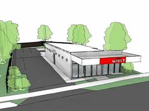 New post office building proposed