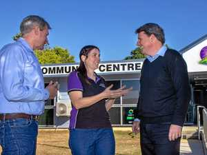 Community centres left in funding limbo: Services to suffer