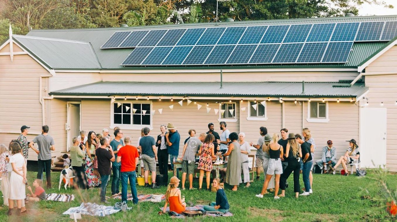 PEOPLE POWER: Enova Energy has celebrated three years of in operation as Australia's first community-owned electricity company.
