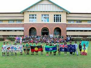 Mackay's oldest school proud of its diversity