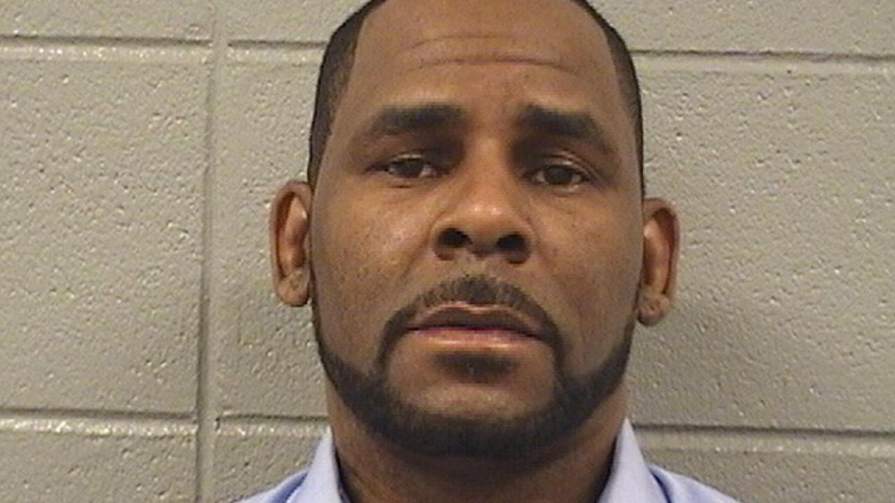 Musician R. Kelly is facing 11 new sexual assault charges. Picture: Cook County Sheriffs Office via Getty Images