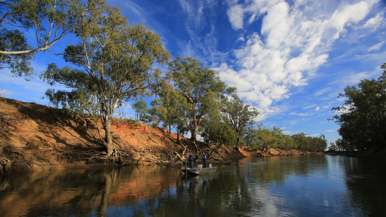 The report identified Murrumbidgee as being a prime location for a new dam.