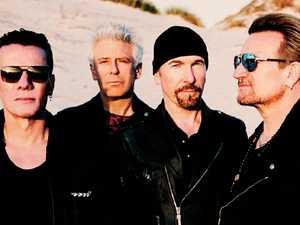 U2 tour Australia in November