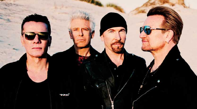 After fan petitions and desperate entreaties, U2 are returning to Australia. Picture: Universal