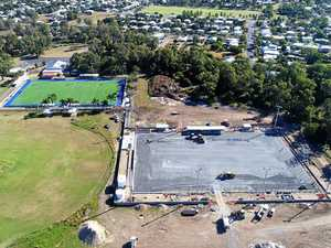 Oceania Cup 'buzz' building in Rockhampton