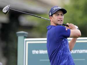 Scott and Leishman poised to pounce at Memorial Tournament